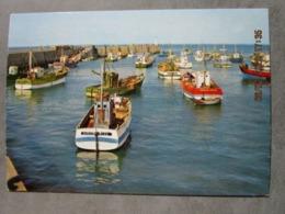 CP 85 Vendée  ILE D' YEU  Port De PORT JOINVILLE Bateaux De Pêche Le P'tit Fradet & Bijou Le Paquebot  Côtier La Vendée - Ile D'Yeu