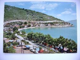 Yugoslavia - Croatia - Drvenik - Autocamping By The See - Posted 1970s - Jugoslawien