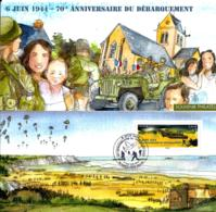 France 2014 BF - Yvert Et Tellier Nr. BF 93 - Michel Nr. Block 247  Oblitéré 1er Jour - Blocs & Feuillets