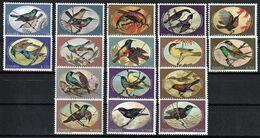 1994 Zambia Sunbirds Set (** / MNH / UMM) - Passereaux