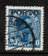 DENMARK  Scott # J 5 VF USED (Stamp Scan # 717) - Port Dû (Taxe)