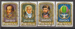 PORTUGAL CE AFINSA 1167/1170 - USADO - Used Stamps