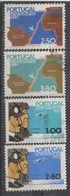 PORTUGAL CE AFINSA 1171/1174 - USADO - Used Stamps