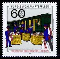 BERLIN 1990 Nr 876 Postfrisch S772332 - [5] Berlin