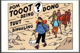 TINTIN. Exposition Tintin Au Tibet. - Comics
