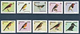 2005 Zimbabwe Birds Set (** / MNH / UMM) - Passereaux