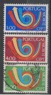 PORTUGAL CE AFINSA 1181/1183 - NOVO - Used Stamps