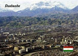 Tajikistan Dushanbe Aerial View New Postcard Tadschikistan AK - Tagikistan