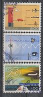 PORTUGAL CE AFINSA 1191/1193 - USADO - Used Stamps