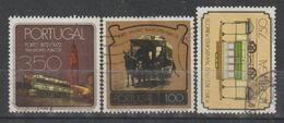 PORTUGAL CE AFINSA 1198/1200 - USADO - Used Stamps