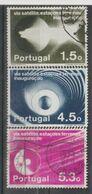PORTUGAL CE AFINSA 1212/1214 - USADO - Used Stamps