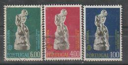 PORTUGAL CE AFINSA 1209/1211 - USADO - Used Stamps