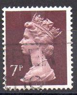 GRANDE BRETAGNE N° 734 O Y&T 1974-1975 Elizabeth II - Gebruikt