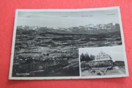 Zurich Pfannenstiel Bergrestaurant Hochwacht 1958 - ZH Zurich