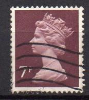 GRANDE BRETAGNE N° 734a O Y&T 1974-1975 Elizabeth II - Gebruikt