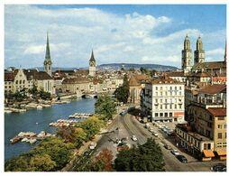 (G 21)  Switzerland / Suisse - Zürich - St Peter - ZH Zurich