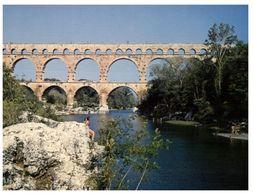 (G 21)  France - Pont Du Gard  / Bridge - Bridges