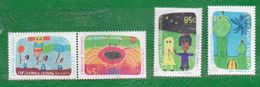 13 Christmas-Australia 1999 Yvert 469a -469d Ss Mint TT: Dibujos Infantiles Cotiz. Yvert € 8.50 - Christmas Island
