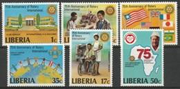 Liberia 1979 Sc 860-5  Set MNH - Liberia