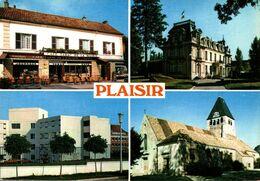 Plaisir Carte Souvenir Diverses Vues       CPM Ou CPSM - Plaisir