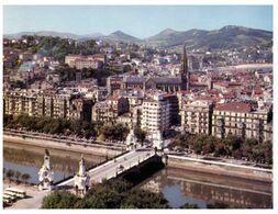 (G 24)  Spain - San Sebastian (bridge) - Bridges