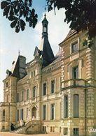 St PIERRE De MAILLE  Château La Boutinière (prieuré Le Roc Fleuri) - France