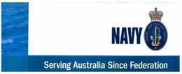 (G 25) Stickers / Autocollan - Australian RAN (Navy) HMAS Melbourne & Navy - Other