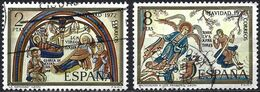 Spain 1972 - Mi 2010/11 - YT 1769/70 ( Christmas ) - 1931-Heute: 2. Rep. - ... Juan Carlos I