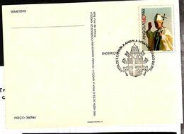 35249 - Visite Du Pape - Angola