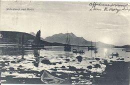 08 - 2020 - NORVEGE - NORGE - Midnatssol Ved Bodö - Au Départ De Troms - Norway