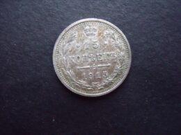 RUSSIE = 1 PIECE  DE 15 KOPEKS  DE 1915  EN ARGENT - Rusland