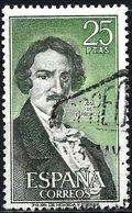 Spain 1972 - Mi 1967 - YT 1726 ( José De Espronceda, Poet ) - Writers
