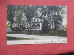 Denman Thompson's Residence West Swansey  New Hampshire  >  Ref 4266 - Etats-Unis