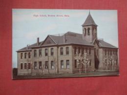 High School  Broken Arrow  Oklahoma > >  Ref 4266 - Etats-Unis
