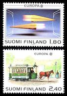 1988Finland1051-1052Europa Cept / Stagecoach6,00 € - 1988