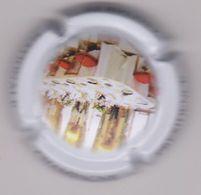 Capsule Champagne CHEURLIN_DANGIN ( 11c ; Salle à Manger Assemblée Nationale ) {S34-20} - Non Classés