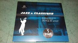 CD - Gitanes Collection Autour De Minuit - JAZZ & CINEMA : Miles DAVIS, Serge GAINSBOURG, Dizzy GILLEPSIE, Art BLAKEY... - Jazz