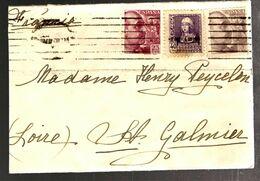 35279 - Censure  Militaire BARCELONA - 1931-50 Briefe U. Dokumente