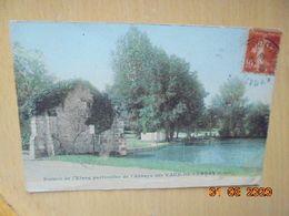 Ruines De L'Etang Particulier De L'Abbaye Des Vaux De Cernay. Bourdier PM 1919 - Vaux De Cernay