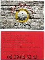 Carte De Visite - La Rôtisserie Du Pertuis [Saint-Pierre-d'Oleron] - Visiting Cards