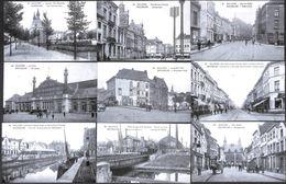 Malines - Mechelen -  Lot 16 Reproductie Photo Reeks - Malines