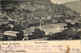Cp Bad Urach In Der Schwäbischen Alb, Flachsspinnerei - Sonstige