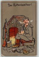 53055890 - Sign. Reinhardt, H. Der Huettenbesitzer Soldat - Guerre 1914-18