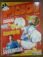 PICSOU MAGAZINE N°412 / Disney Hachette Presse 05-2006 - Non Classés