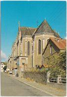 44. Gf. HERBIGNAC. L'abside De L'église. 1 - Herbignac