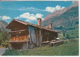 20 : 8 / 42. -   Dans  Les  Alpes -   Vieux Chalet - C P M - Buildings & Architecture