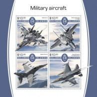 SOLOMON ISLANDS  2018  Military Planes S201802 - Salomon (Iles 1978-...)
