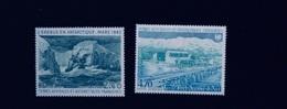 TAAF Etat Luxe Poste Aérienne 79 Et 80 - Posta Aerea