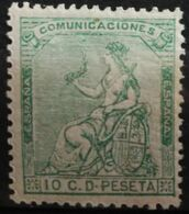 España: Año. 1873 - (Alegoría De España) - 1873 1. Republik