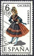 Spain 1967 - Mi 1719 - YT 1458 ( Regional Costume : Caceres ) - 1931-Heute: 2. Rep. - ... Juan Carlos I